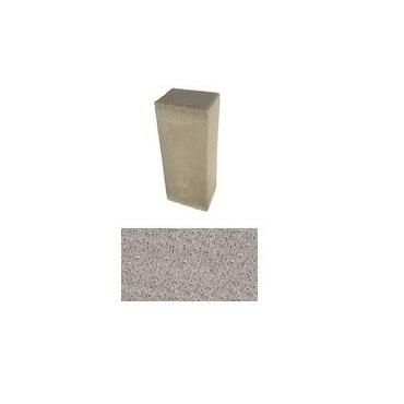 Betónové palisády PREMAC City 60 cm, sivá