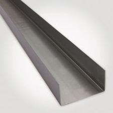 Oceľový profil UW 75 mm/4 bm