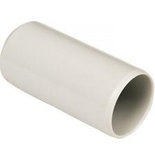 Spojka rúry PVC 320 N svetlosivá pr. 20 mm