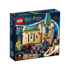 LEGO® HARRY POTTER™ Rokfort: stretnutie s Chlpáčikom