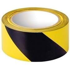 Páska výstražná color Expert žltočierna 60 mm (33 m)
