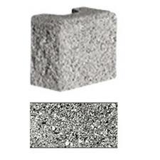 Obojstranný betónový plot PREMAC MACLIT 14,8 cm 1/4 sivá