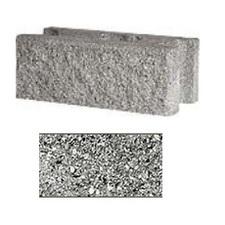 Obojstranný betónový plot PREMAC MACLIT 14,8 cm normál sivá
