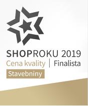 Jsme finalisty soutěže Shoproku 2019