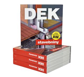 Katalog Stavebnin DEK