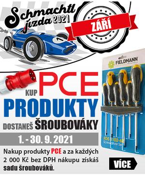 Sada šroubováků k nákupu PCE produktů