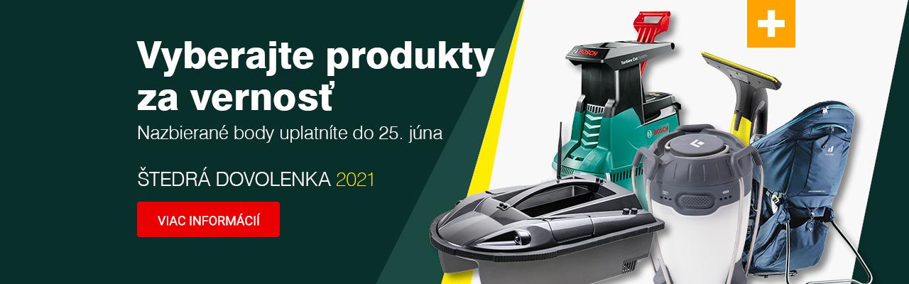 ŠTEDRÁ DOVOLENKA 2021
