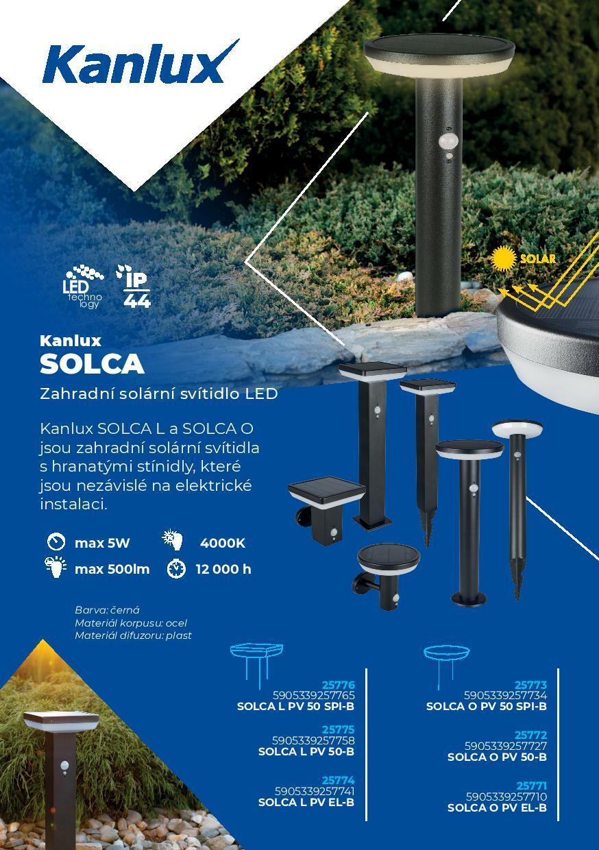 SOLCA LED