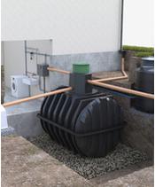 Porovnání retenčních nádrží na dešťovou vodu a vybrané sestavy