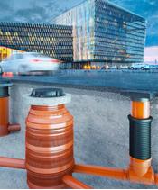 Typické sestavy revizních kanalizačních šachet DN 300 aDN 400