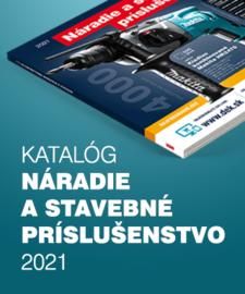 Katalóg naradie 2021