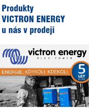 Produkty VICTRON ENERGY v prodeji