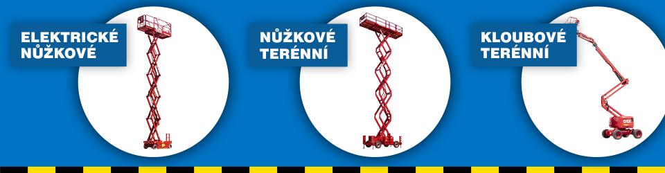 první banner