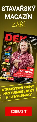 Zářijový stavařský magazín