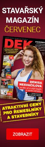 Červencový stavařský magazín
