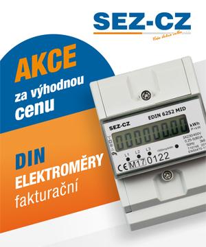 SEZ-CZ elektroměry