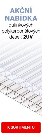 Dutinkové polykarbonátové desky