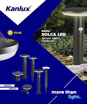 Kanlux SOLCA LED